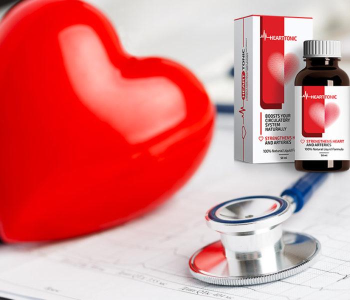 Heart Tonic – învinge hipertensiunea şi reduce riscul de atac cerebral