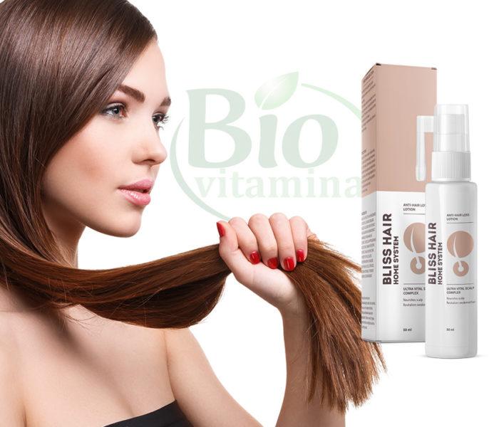 Bliss Hair – combate căderea părului şi îi redă strălucirea