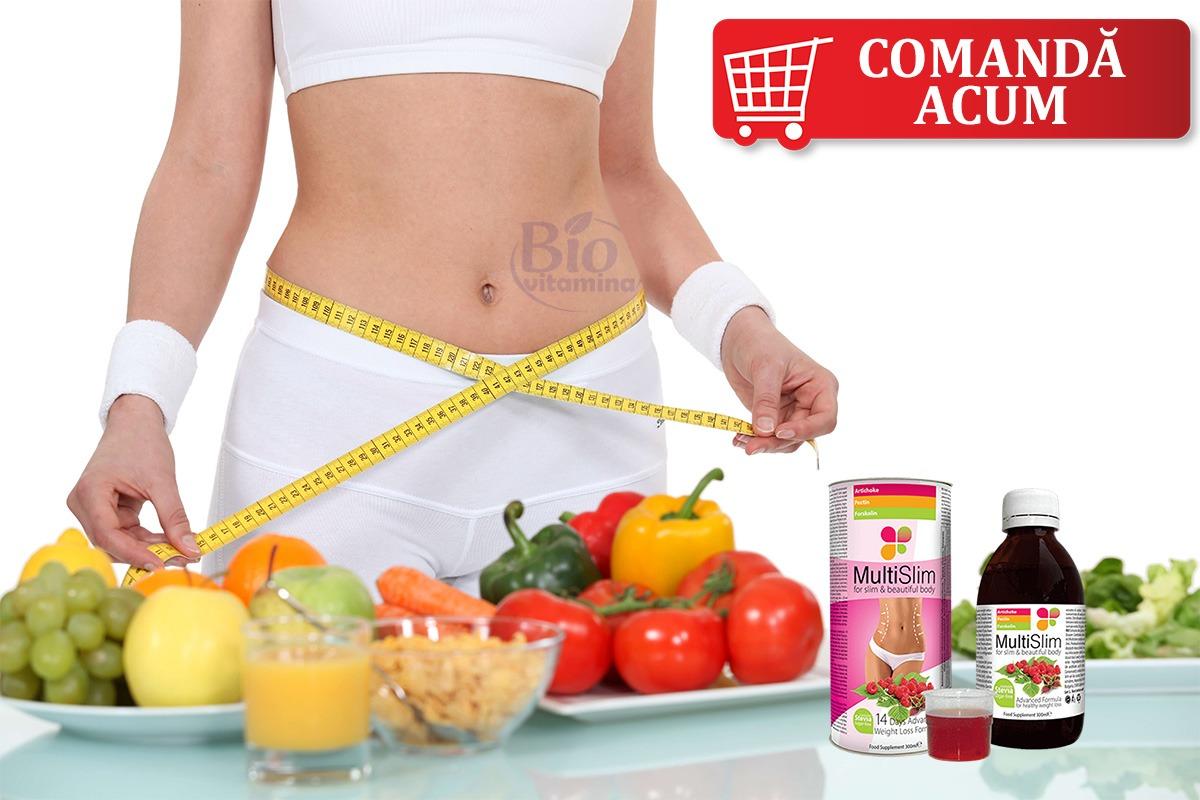 multi slim dieta cura alimentatie