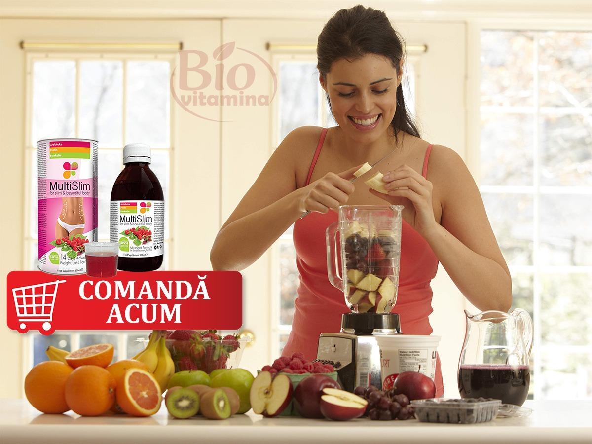 multi slim vitamine slabire sanatate dieta cura