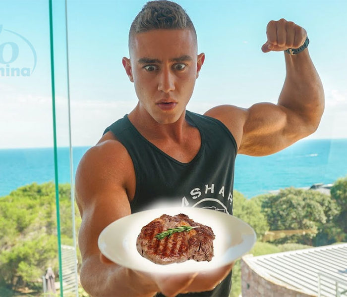 4 alimente pe care ar trebui să le mâncați pentru a obține masă musculară