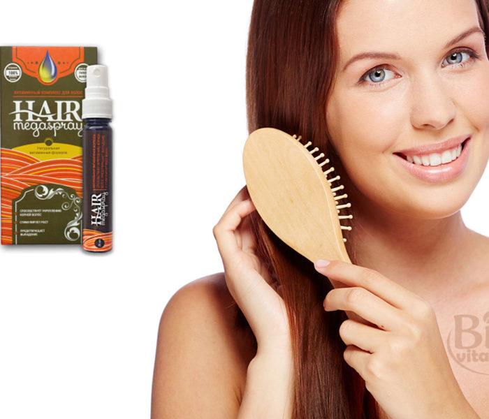Hair Megaspray, soluția pentru un păr des și puternic
