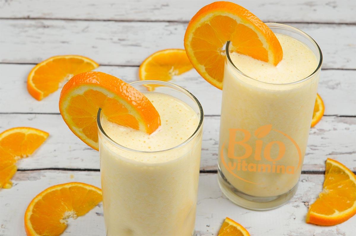 smoothie-portocala-iaurt