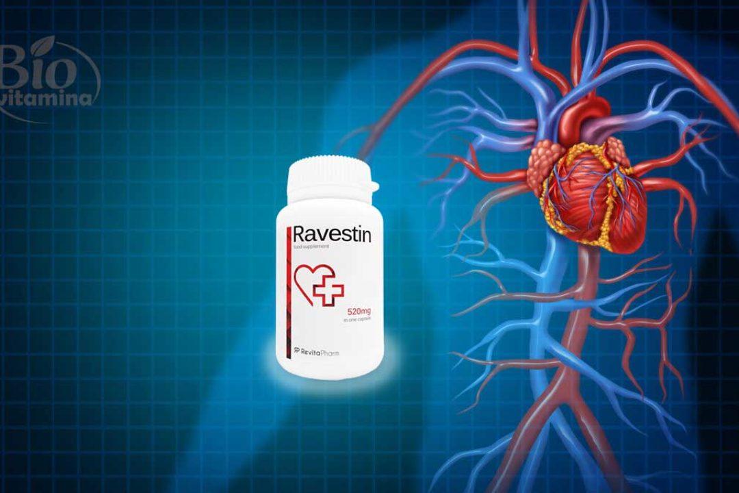 Ravestin ajută să țineți colesterolul și trigliceridele sub control