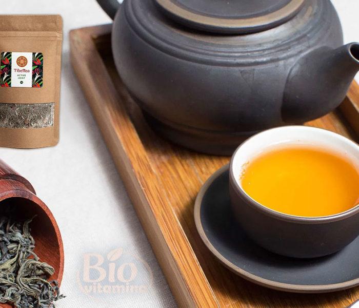 Tibettea Active Joint, un ceai natural pentru sănătatea articulațiilor