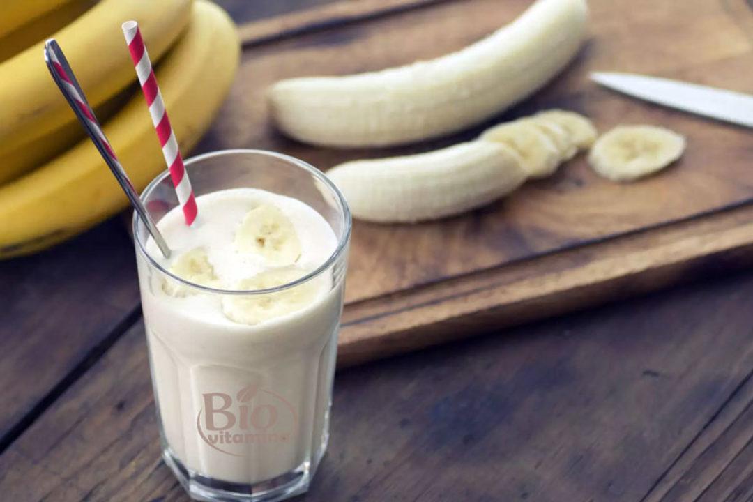 Smoothie cu banane care te va ajuta să slăbești