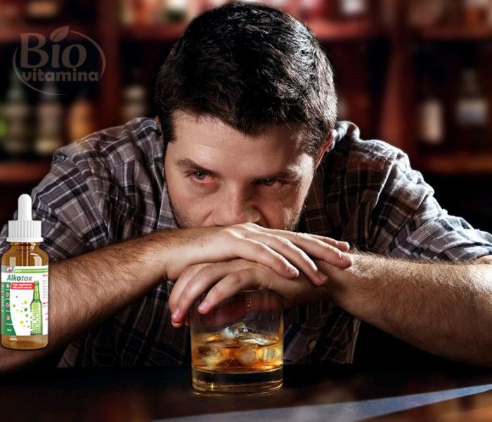 Alkotox, o soluție eficientă împotriva alcoolismului