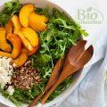 Salată de rucola cu nectarină
